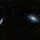 M81 & M82,                                Matthias