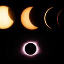 Solar Eclipse 2017,                                BentonlWalters