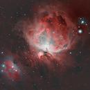 M42 Great Orion Nebula,                                Yeciak_20