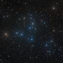 Open Cluster Melotte 111,                                Alberto Pisabarro