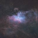 Eagle Nebula - M16,                                Jess Carlisle