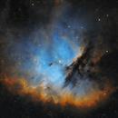 NGC281 Pacman nebula HSO reprocess,                                Graham Winstanley