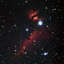 Around Alnitak (IC 434....),                                Frank Lothar Unger