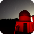 Neowise over the Observatory with friends,                                Ian Dixon