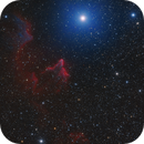 IC59 and IC63 Ghost Nebula in Cassiopeia,                                Barry Wilson