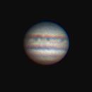 Jupiter-testing ASI 290 MC-Meade triplet 80ED-Bresser Barlowx5,                                Adel Kildeev