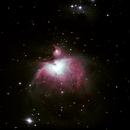 M42 Orion nebula,                                UlfG