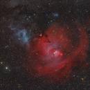 Cone Nebula widefield,                                MartinF
