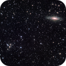 Stephan's Quintet, NGC 7331, and many little friends,                                Andrew Gutierrez