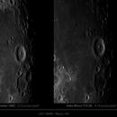 Moon 2020-04-10. Langrenus. Mewlon 180C vs Intes Micro 715 DeLuxe.,                                Pedro Garcia