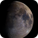 First try at a moon mosaic,                                Connor Matherne