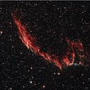 NGC 6995 Les dentelles du Cygne,                                Pierre LUCAS