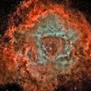 Rosette Nebula,                                Don Curry