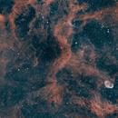 NGC 6888 to Sh2-101, HOO,                                Stephen Garretson