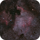 North America Nebula,                                denimsuitphoto