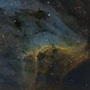 IC-5067 in the Pelican Nebula. SHO,                                Iñigo Gamarra
