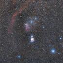 Barnard's Loop,                                Nurinniska