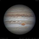 Jupiter - 2016/03/19 06:51 UTC,                                Chappel Astro
