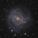 M83: The Thousand Ruby Galaxy,                                BQ_Octantis