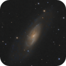 M106 Galaxy,                                Mahmange
