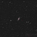 M106 region,                                Nick