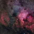 HaRGB Mosaic of an Area in Cygnus,                                Terry Danks