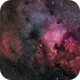 HaRGB Mosaic of an Area in Cygnus,                                Terry Danks