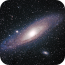 The Andromeda Galaxy M31,                                Anthony Ziya