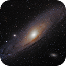 M31 The Andromeda Galaxy,                                proteus5
