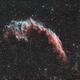 Eastern Veil Nebula (NGC 6992/95),                                Dwayne