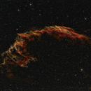 NGC 6992 en Banda estrecha,                                Jose Luis Ricote