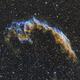NGC6996 - Veil Nebula,                                Tom