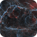 Vela Supernova Remnant,                                AstroDinsk