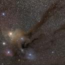 Antares Region,                                M. Levens