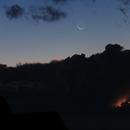 Moon(2,1%)-Saturn-Conjonction,                                Ariel