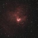 NGC 1491,                                James Schrader