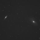 M81 & M82 with Supernova SN2014J,                                David Wills (PixelSkies)