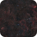 From Crescent to Tulip (NGC 6888 & Sh2-101),                                Gabriel Siegl