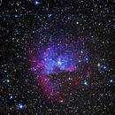 Pacman nebula,                                ben72