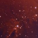 NGC 2264 The Cone Nebula,                                John