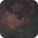 NGC7000 Quick Framing Test,                                Roger Muro