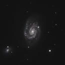 NGC 3893 & NGC 3896,                                Gary Imm