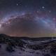 Big Bend Rainbow: From Cygnus to Orion,                                Christopher Scott