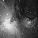 M42 GrayScale,                                TSquasar