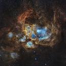 Lobster Nebula in SHO,                                Ignacio Diaz Bobillo