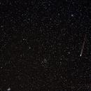 Comète Lovejoy et Galaxie du Triangle,                                Florent Durand