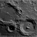 A distinguished trio of craters ,                                Conrado Serodio