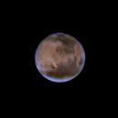 Mars, 27/05/2016 - 19h23UT,                                davebowman