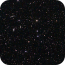 Galaxies underneath LEO: LEO Triplett and M96  Group,                                Astro-Tina