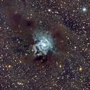 NGC 7023,                                Keld Henningsen